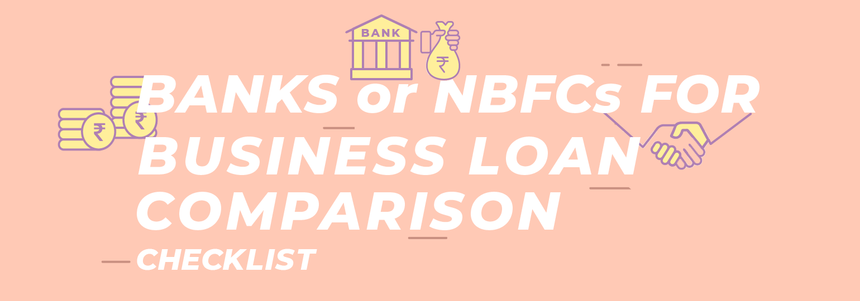 Bank Loan For Business   NBFC Business Loan